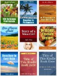50 Kindle E-Covers