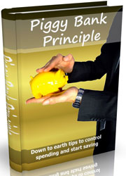 Piggy Bank Princible