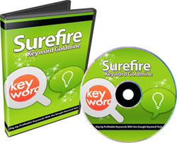 Surefire Keyword Goldmine (9 Videos)