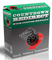 Countdown Redirect With Custom Message (Software)