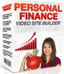 Personal Finance Video Site Builder (Software)