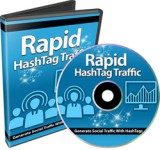 Rapid HashTag Traffic (9 Videos)