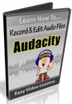 Audacity Record And Edit Audio Files (4 Videos)