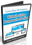 Website Using Responsive Design (Video)