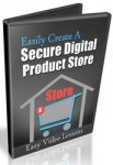 Secure Digital Product Store (5 Vidoes)