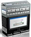 Internal Search Engine Generator (Software)