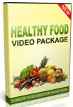 Healthy Food Video Package