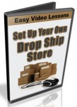 SetUp Your Own Drop Ship Store