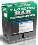 Floating Bar Generator