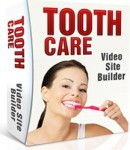Tooth Care Video Site Builder