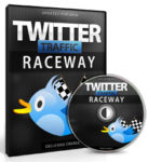 Twitter Traffic Raceway (Video Version)