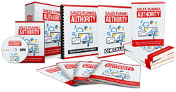 Sales Funnel Authority (with Upsell)